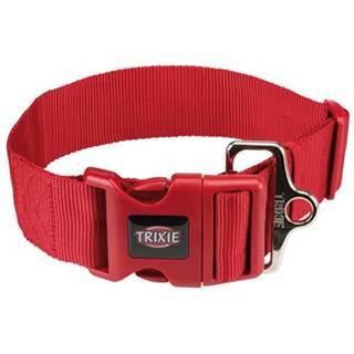 TRIXIE Obojok Premium XXL, L–XXL: 55–80 cm/50 mm, červený