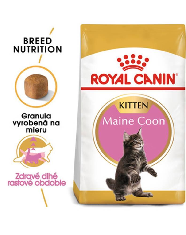 fera ROYAL CANIN Maine Coon Kitten 400g granule pre mainské mývalie mačiatka