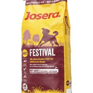 JOSERA Dog Festival pre náročných psov 2 x 15 kg + Dr PetCare MAX Biocide Collar Obojok proti hmyzu pre psov strednej rasy 60 cm