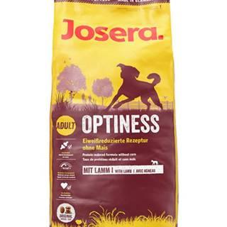 JOSERA Dog Optiness 2 x 15 kg granule s jahňacím mäsom pre citlivých psov