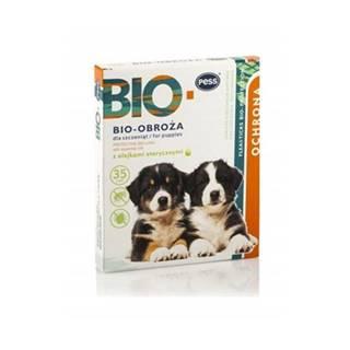 PESS Bio-ochranný obojok s prírodnými éterickými olejmi pre šteňatá 35 cm