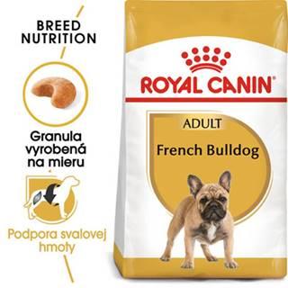 ROYAL CANIN French Bulldog Adult 9 kg granule pre dospelého francúzskeho buldočka