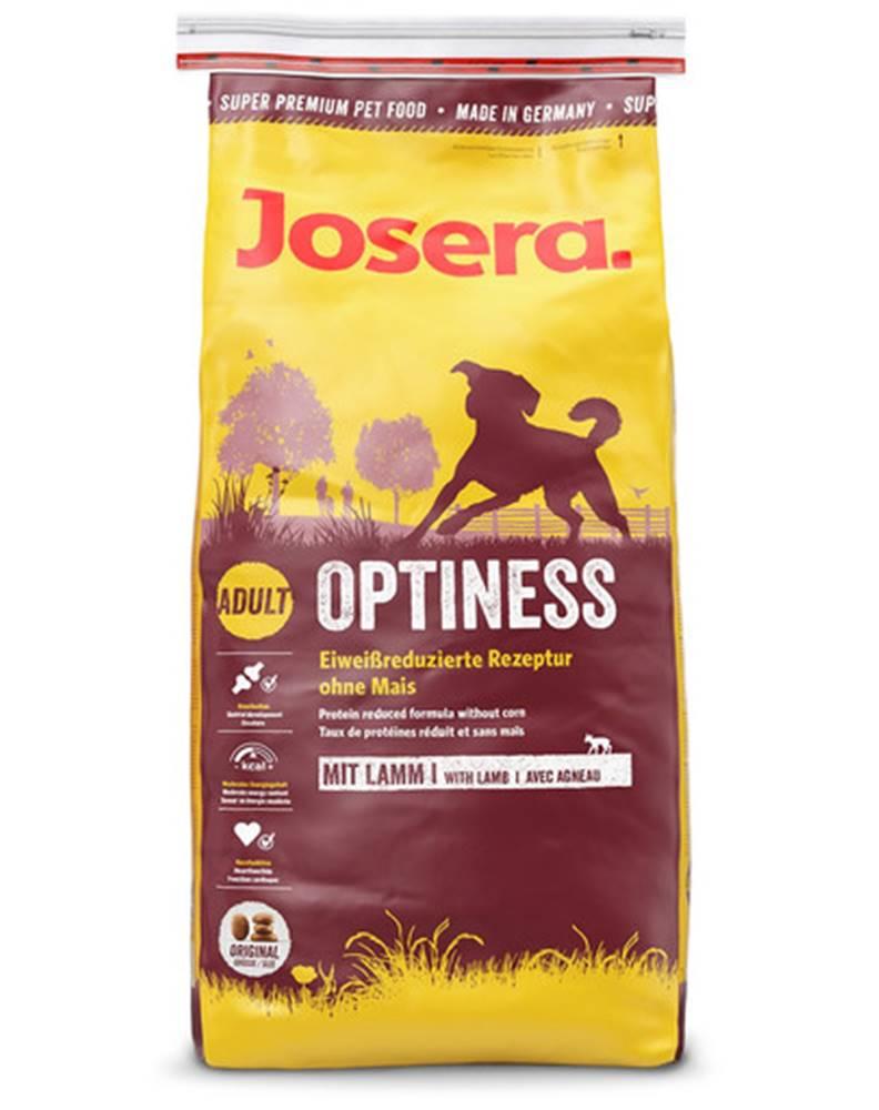 fera JOSERA Dog Optiness 2 x 15 kg granule s jahňacím mäsom pre citlivých psov
