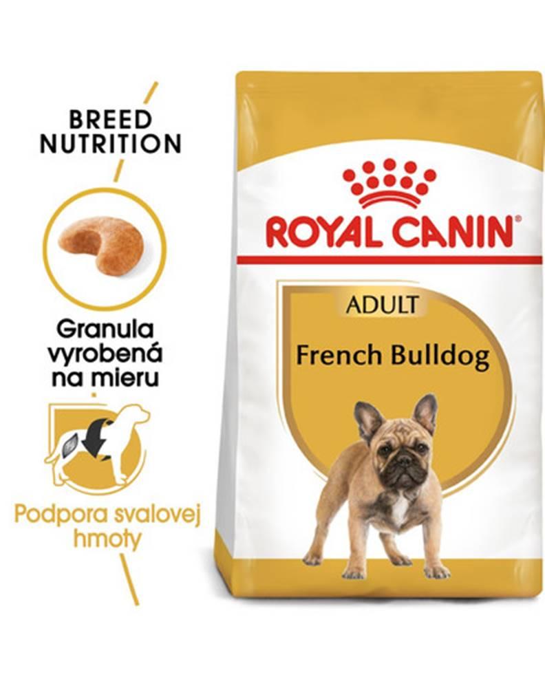 fera ROYAL CANIN French Bulldog Adult 9 kg granule pre dospelého francúzskeho buldočka