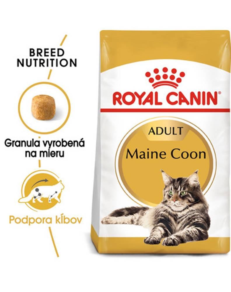 fera ROYAL CANIN Maine Coon Adult 4kg granule pre mainské mývalie mačky