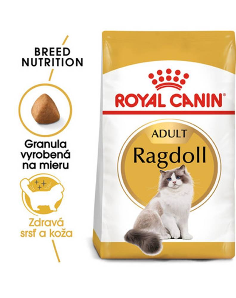 fera ROYAL CANIN Ragdoll Adult 400g granule pre ragdoll mačky