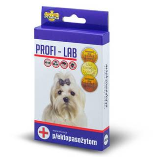 PCHEŁKA Obojok Profi-Lab Maltézský psík 40 cm