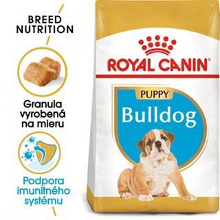 ROYAL CANIN Bulldog Puppy 2 x 12 kg granule pre šteňa buldoga