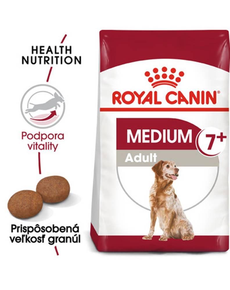 fera ROYAL CANIN Medium Adult 7+ granule pre staršie psy stredných plemien 2 x 15 kg
