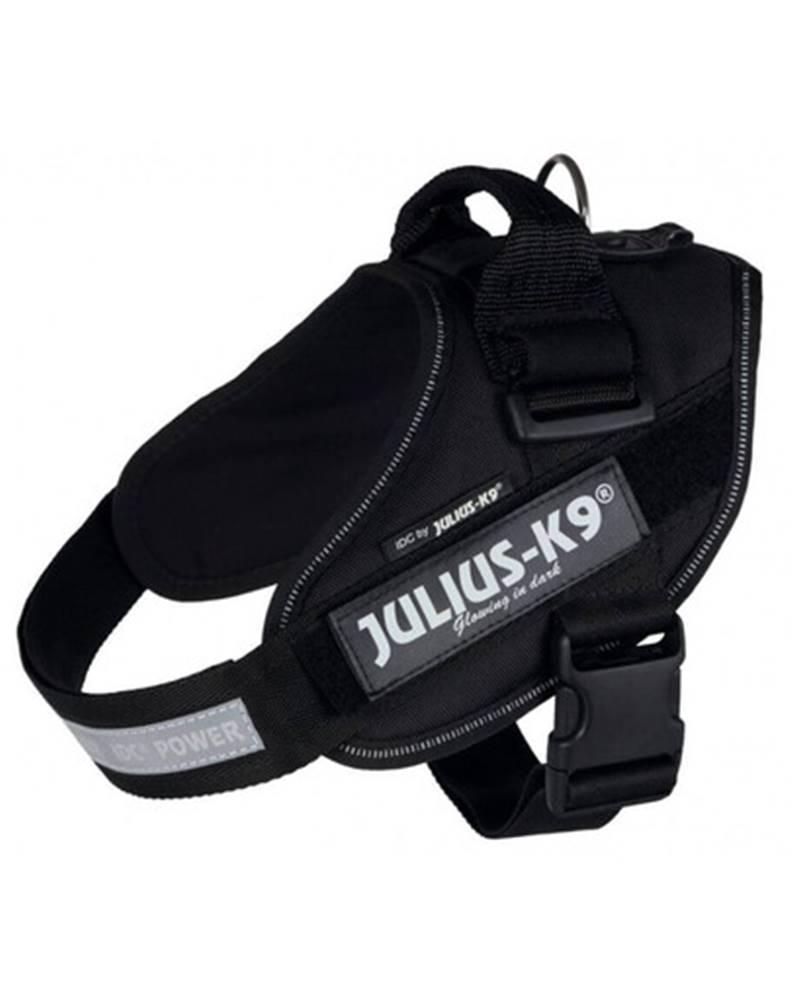 fera TRIXIE Postroj pre psov Julius-K9 IDC 2/L–XL: 71–96 cm/50 mm čierny