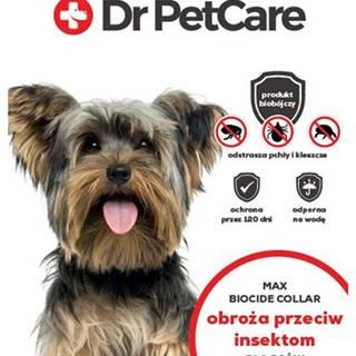 Dr PetCare MAX Bio Cide Collar 38 cm Obojok proti blchám a hmyzu pre psy malých plemien