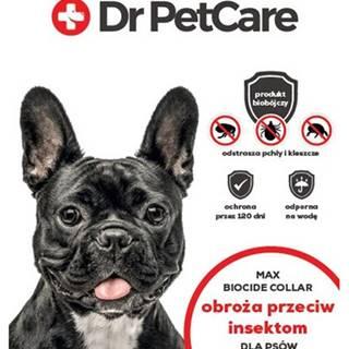 Dr PetCare MAX Biocide Collar 60 cm Obojok proti blchám a hmyzu pre psov strednej rasy