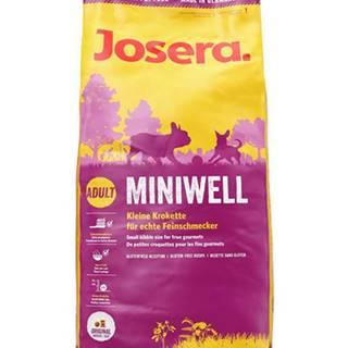 JOSERA Dog Miniwell 2 x 15 kg granule pre malé rasy