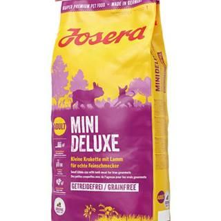 JOSERA Mini Deluxe 2 x 15 kg granule pre dospelých psov malých rás