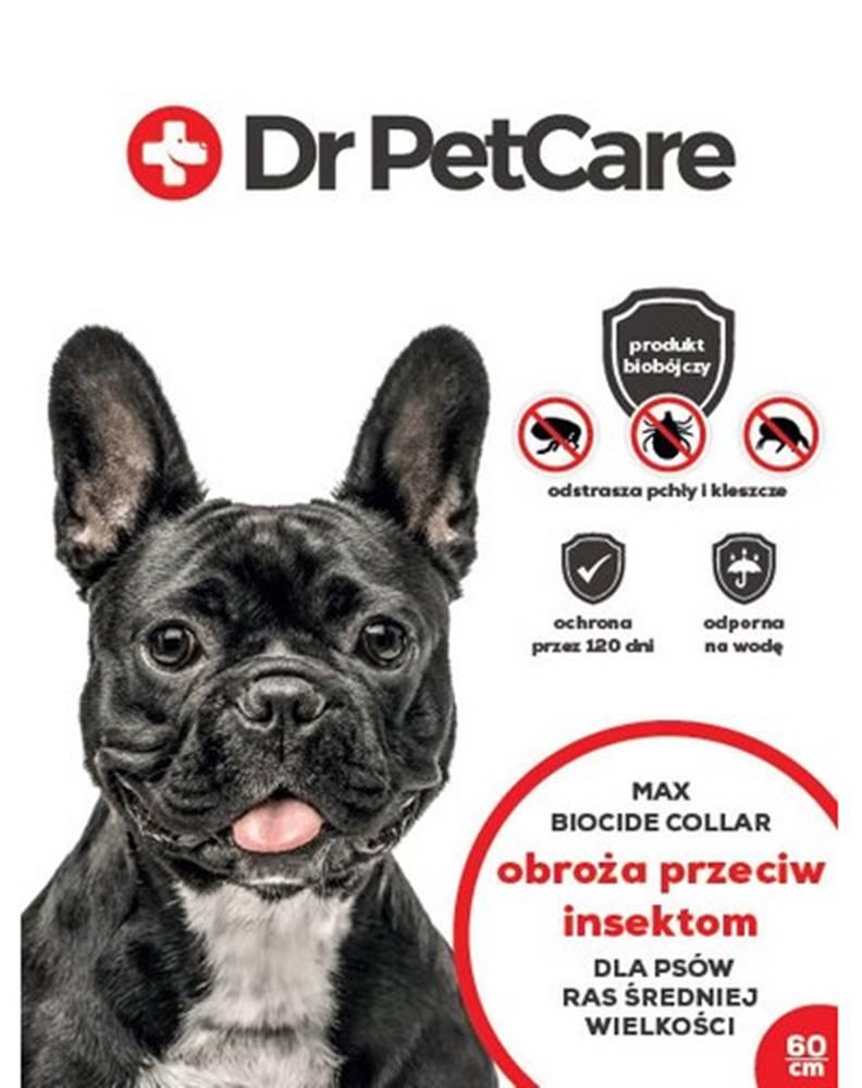 fera Dr PetCare MAX Biocide Collar 60 cm Obojok proti blchám a hmyzu pre psov strednej rasy