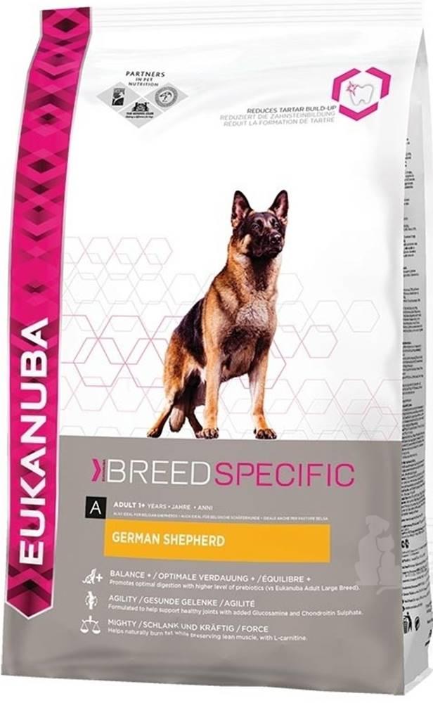 Eukanuba Eukanuba Dog Breed N. German Shepherd 12kg