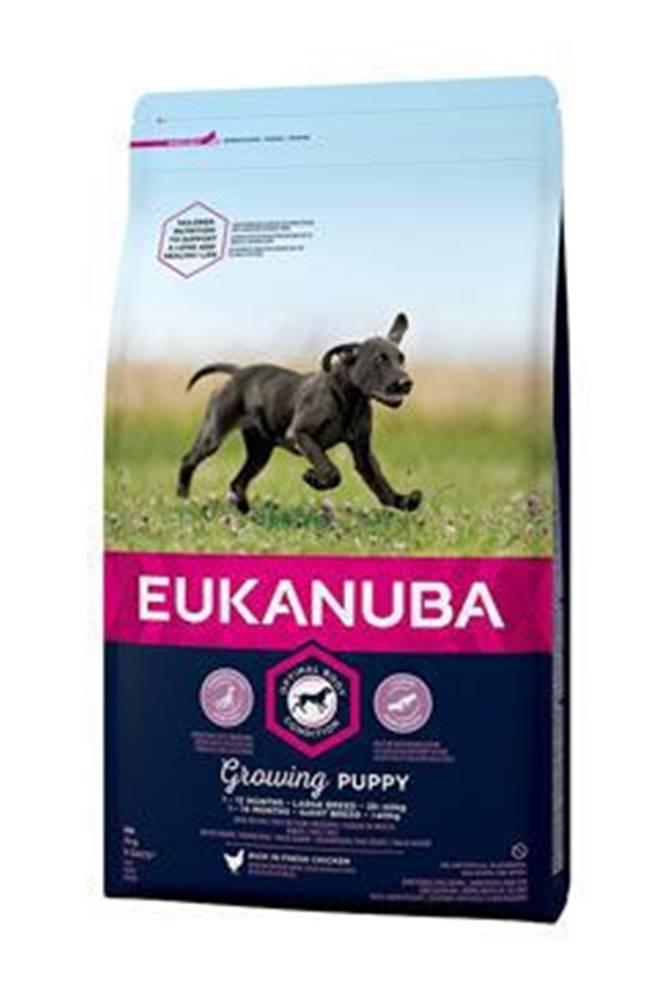 Eukanuba Eukanuba Dog Puppy&Junior Large 3kg