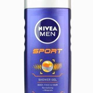 Nivea sprchový gel pro muže Sport 2V1 250ml