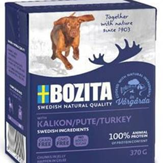 Bozita DOG Naturals BIG Turkey / krůta 370g