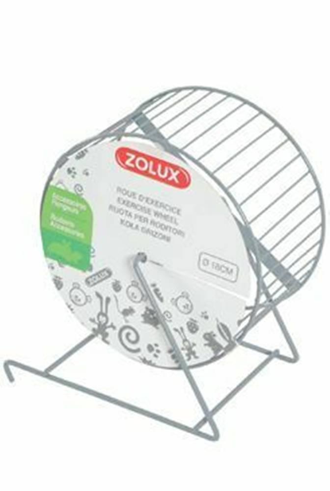 Zolux Kolotoč kovový priemer 18cm šedý Zolux