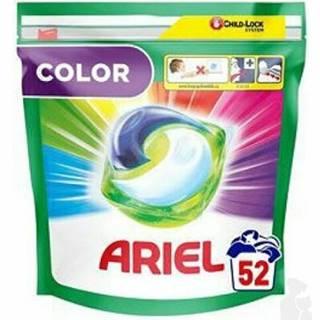 Prací prostriedok Ariel Color kapsule 52ks