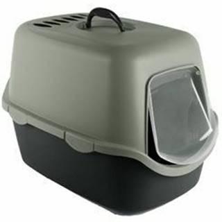 WC mačka CATHY kryté s filtrom z recykl. plastu Zolux