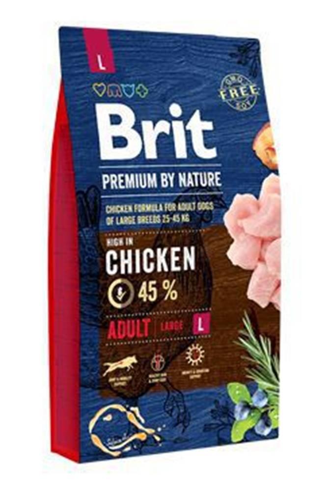 Brit Brit Premium Dog by Nature Adult L 8kg