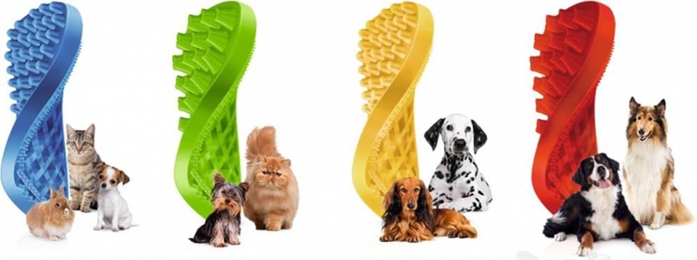 Pet and Me PET and ME kefa pre psov, dlhá srsť, červený