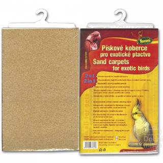 Pískový koberec Sand Carpets velký 38x22cm 5ks