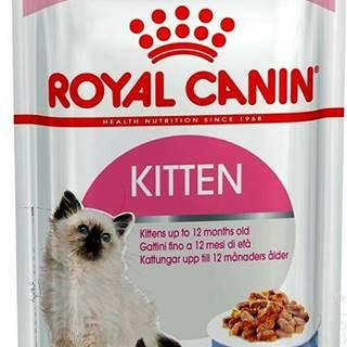 Royal Canin Feline Kitten Instinctive kapsa, želé 85g