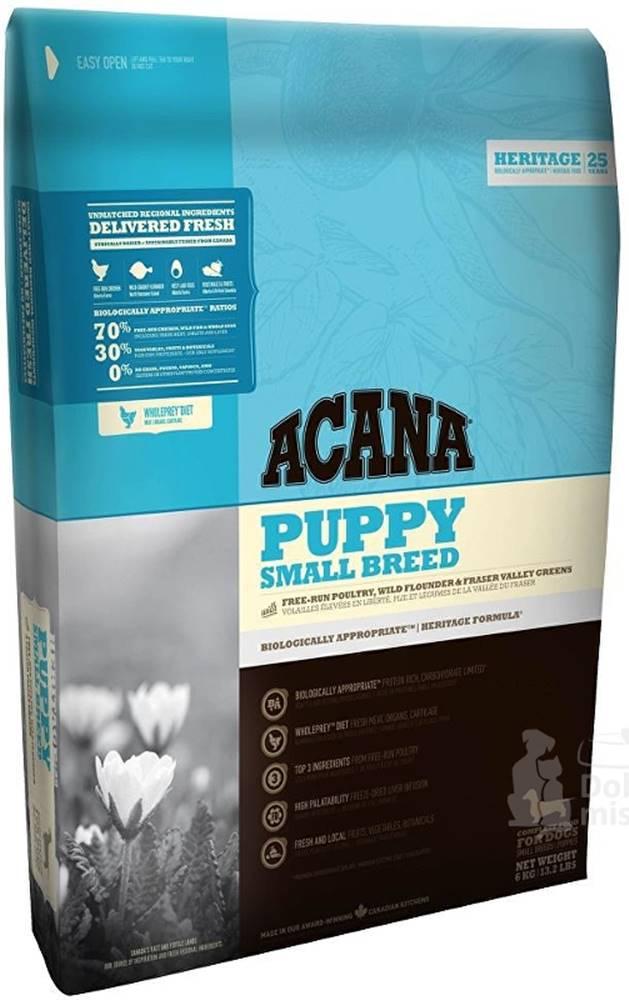Acana Acana Dog Puppy Small Breed  Heritage 2kg