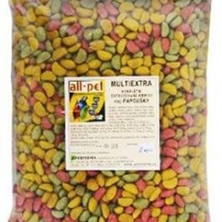 Krmivo pro Papoušky velké  MULTIEXTRA extrud. 0,75kg