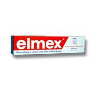 Zub.pasta Elmex s minerály červená 75ml