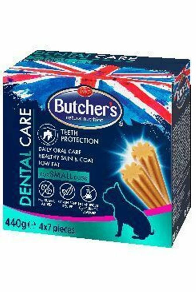 Butcher's Butcher 's Dog pochúťka Dental Care 4x110g