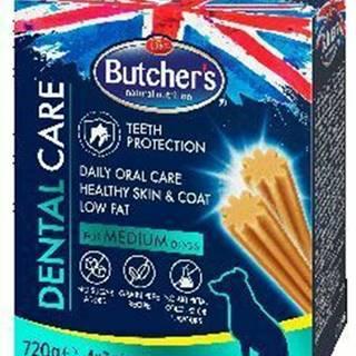 Butcher 's Dog pochúťka Dental Care 4x180g