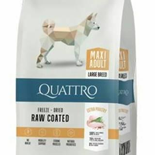 QUATTRO Dog Dry Premium Maxi Adult 12kg