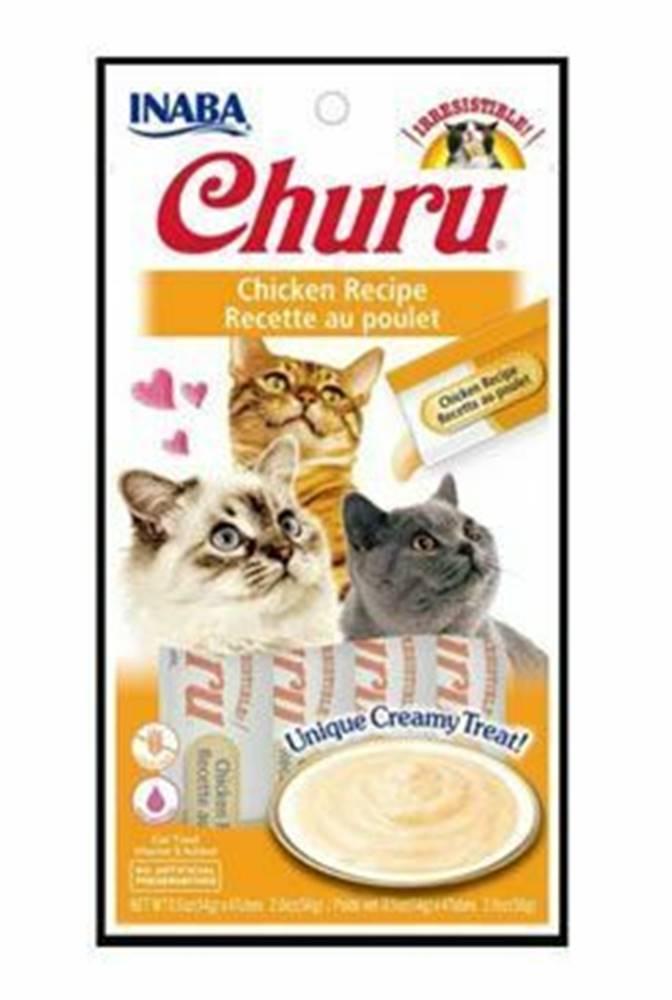 Ostatní Churu Cat Chicken 4x14g
