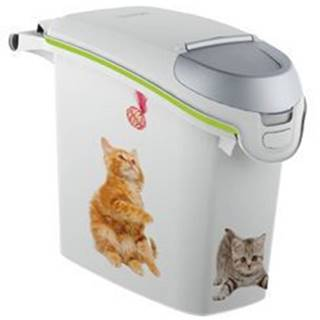 Curver kontajner na suché krmivo 6kg mačka