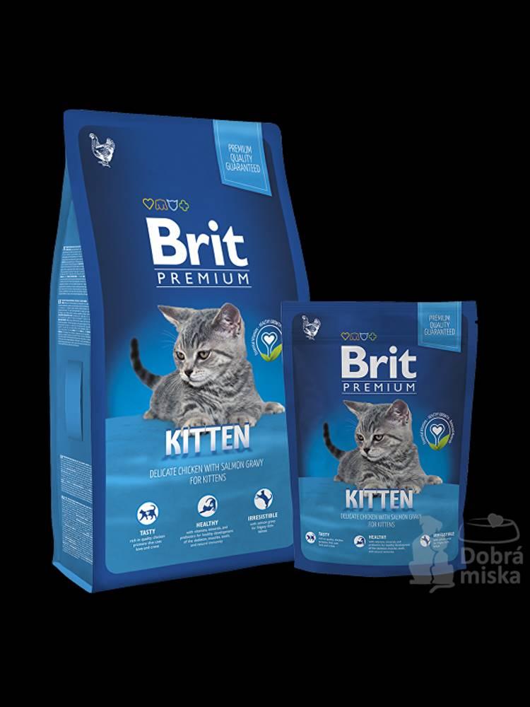 Brit Brit Premium Cat Kitten 8kg NEW
