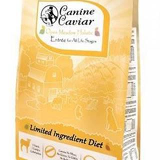 Canine Caviar Open Meadow Alkaline (jahňa) 10kg