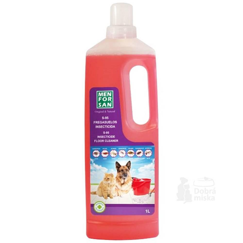 MENFORSAN Menforsan Insekticidní čistič na podlahy 1l