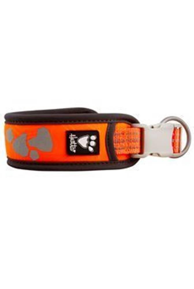 Hurtta Obojok Hurtta Weekend Warrior neon oranžový 25-35cm