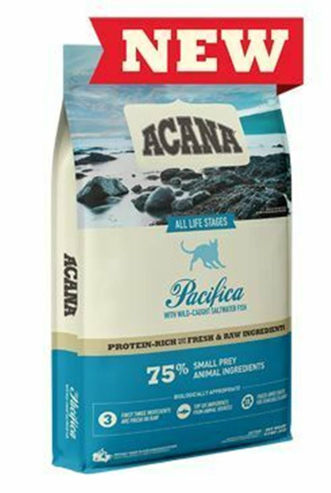 Acana Acana Cat Pacifica Regionals 4,5kg New