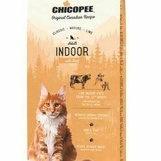 Chicopee Cat Adult Indoor Beef 15kg