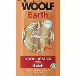 Woolf pochúťka Earth NOOHIDE L Sticks with Beef 85g