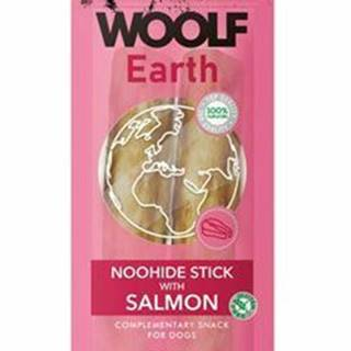 Woolf pochúťka Earth NOOHIDE L Sticks with Salmon 85g