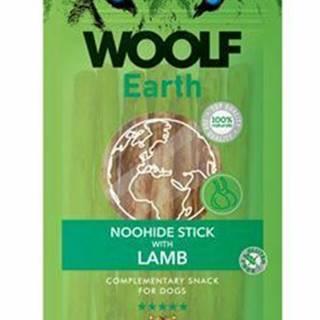 Woolf pochúťka Earth NOOHIDE S Lamb 90g