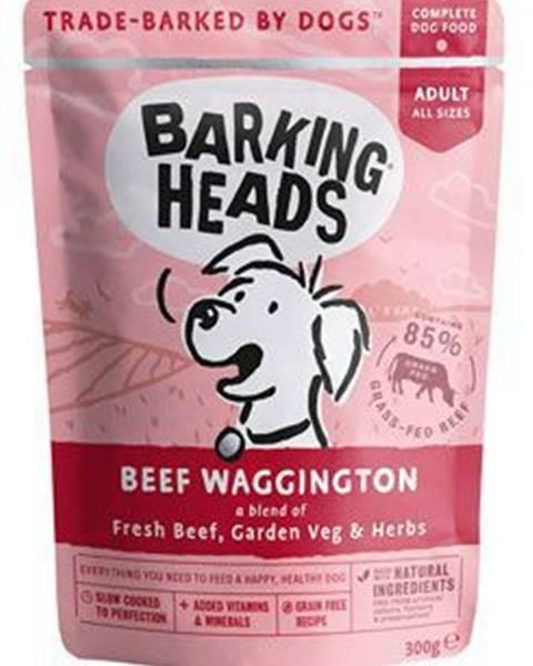 Kapsičky Barking heads