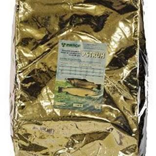 Mikrop Pstruh kompletní krmivo 10kg
