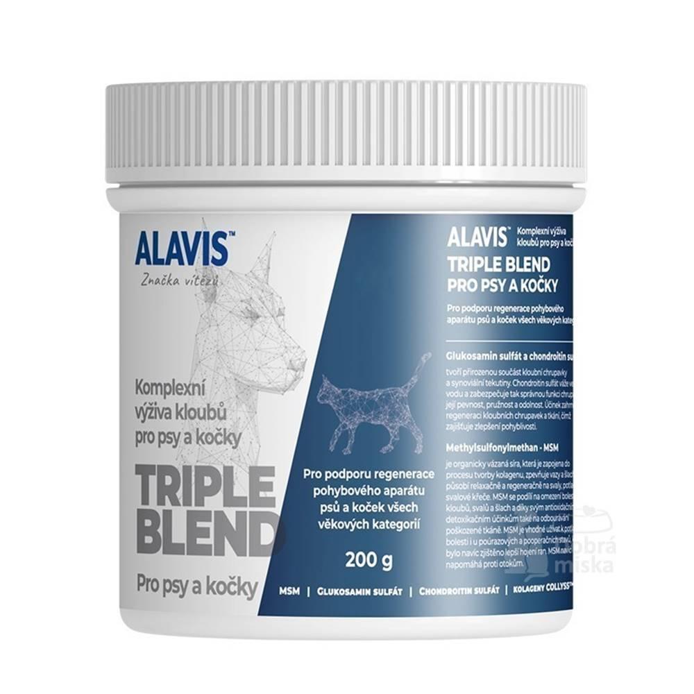 Alavis Alavis Triple Blend pre psov a mačky 200g